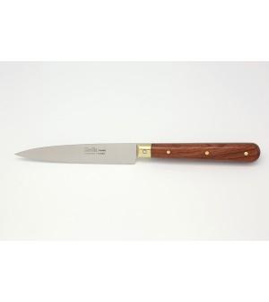 Couteau office palissandre à mitre