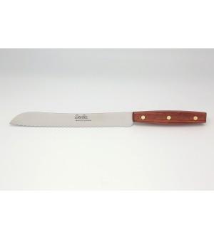 Couteau pain danois palissandre 20 cm